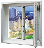 Окно металлопластиковое WDS 5-камерный 1400*1400, энергосбережение