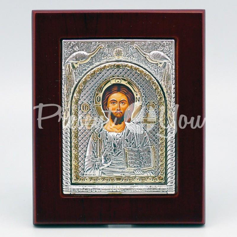 Икона «Иисус Христос», 10х12,5 см.