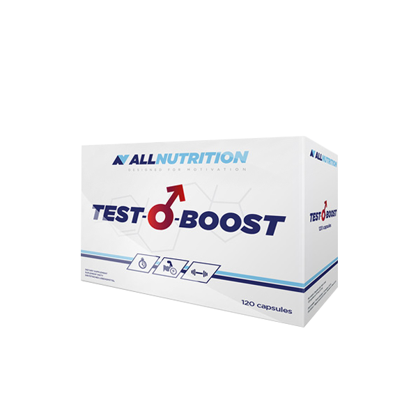 AllNutrition Testo-o-boost 120 caps
