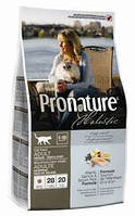 Pronature Holistic (Пронатюр Холистик) Cat ATLANTIC SALMON and BROWN RICE - корм для кошек (лосось/рис),2.72кг