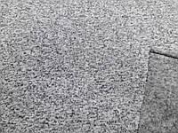 Футер трехнитка Модал (св. серый меланж) на флисе (арт. 051252)