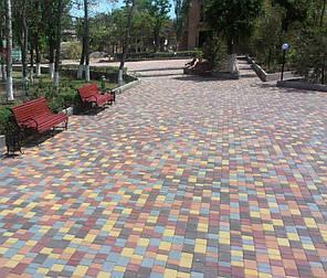 Тротуарная плитка «Старый город» 4 см, фото 2