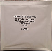 Ферменти Complete 3 in 1 enzymes (Pectinase, amylase, amylogrlucosidase)
