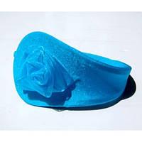 РАСПРОДАЖА! Голубые с-стринги с бантиком