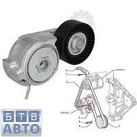 Ролік генератора з натяжним механізмом Fiat Doblo 1.4 8v 2005-2009 (Dayco APV1079)