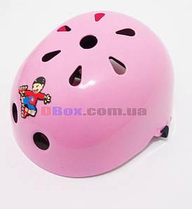 Шлем детский Helmet S крепкий пластик (2T6016)