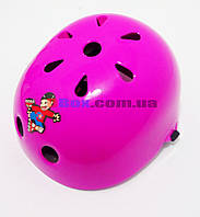Шлем детский Helmet S крепкий пластик