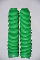 Гофра вилки Viper зеленый цвет