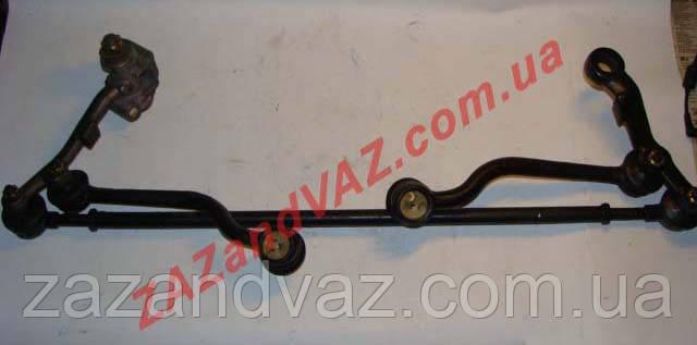 Трапеция рулевая наконечники ЗАЗ 968 реставрация