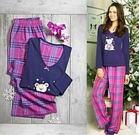 Жіноча піжама Ведмедик