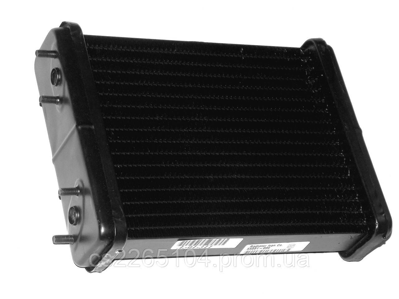 Радиатор отопителя 3х рядный (Медь) ВАЗ 2101--2106