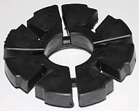 Демферные резинки чёрные Viper-125-150
