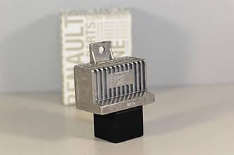 Реле свічок напруження на Renault Trafic 2001-> 1.9 dCi + 2.5 dCi (135 к. с.) — Renault (Оригінал) - 7700115078