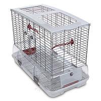 Клетка Hagen 83310 Vision L 11 для птиц с толстыми прутьями 75 см/38 см/54,5 см, фото 1