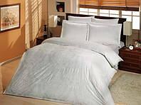 Комплект постельного белья Altinbasak Scarlet Beyaz Сатин Люкс 200*220