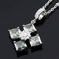 РАСПРОДАЖА! Ожерелье с цирконием