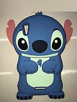 """SONY T3 D5102 D5103 противоударный чехол бампер накладка 3D защита SOFT TPU для телефона """"ЛИЛО И СТИЧ STICH"""""""