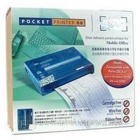 Портативный принтер SiPix PocketPrinter формат A6 ИК-порт, RS-232