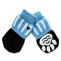 Носки антискользящие для собак, Dobaz Полоска