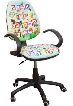 Кресло Поло АМФ-5 Дизайн- Весёлая азбука.