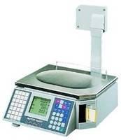 Электронные торговые (фасовочные) весы с печатью этикеток Mettler Toledo Tiger 3600 15D