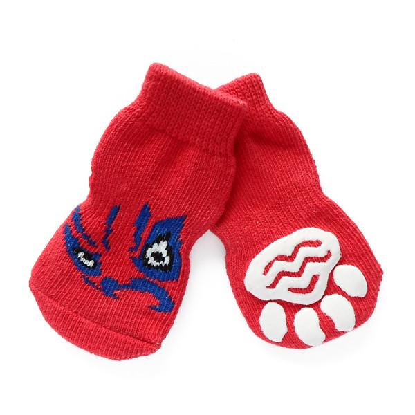 Носки антискользящие для собак, Dobaz Маска