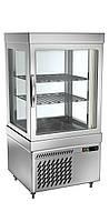Витрина панорамная  PVT250 (холодильная) GGM