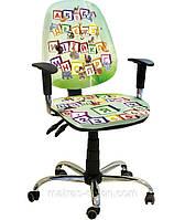 Кресло Бридж Хром Дизайн Весёлая азбука