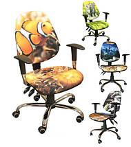 Кресло Бридж Хром Дизайн Весела абетка, фото 3
