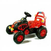 Электромобиль для детей Трактор 6696