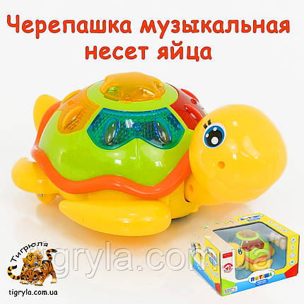 Игрушка сортер Черепаха, фото 2