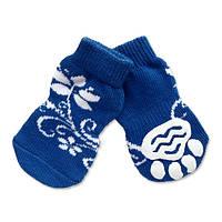 Носки антискользящие для собак, Dobaz Цветок