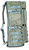 Сумка-рюкзак тактическая Go-Bag Олива.