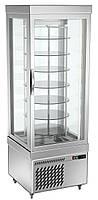Витрина панорамная GGM PVT-450-R-C (холодильная)