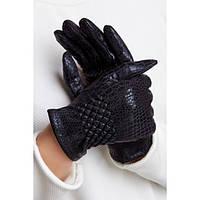 РАСПРОДАЖА! Перчатки стильные женские черные