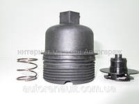 Крышка масляного фильтра на Рено Трафик 2.0dCi/2.5dCi(146л.с.) METALCAUCHO (Испания) - MC3838