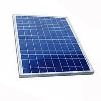 Поликристалическая солнечная батарея  Perlight 30Вт 12В