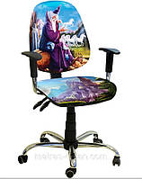 Кресло Бридж Хром Дизайн 12- Волшебник