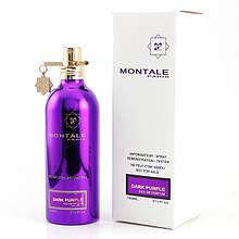 Montale Dark Purple парфумована вода 100 ml. (Тестер Монталь Дарк Пурпл)