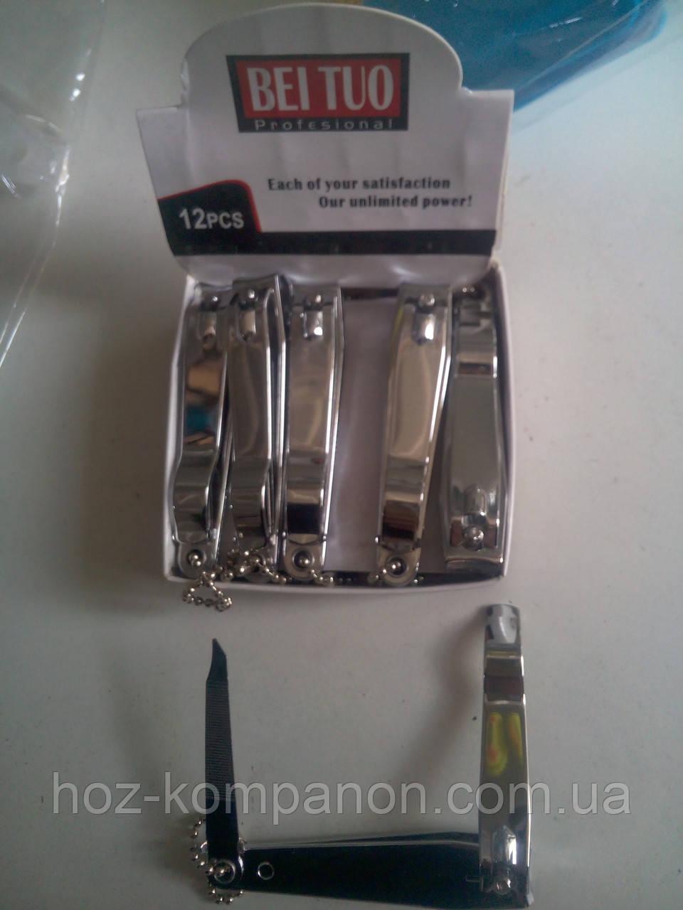 Кусачки для ногтей BEI TUO средние