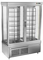 Витрина панорамная GGM PVT900M-R (холодильная)