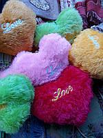 Подушка сердце LOVE - для любимых
