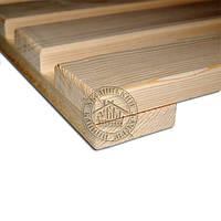 Деревянный трапик (50*50 см), сосна
