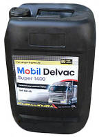 Моторное масло Mobil Delvac Super1400 15W40 20L
