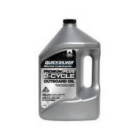 Моторне масло Quicksilver 2T TCW3 Premium+ 4л