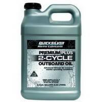 Моторне масло Quicksilver 2T TCW3 Premium+ 10л