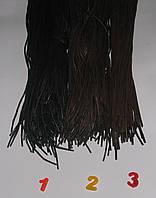 Шнурки пропитанные круглые 120см