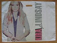 Пакеты полиэтиленовые с прорезной ручкой Kira for Lindsay.