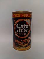 Кофе растворимый Cafe Dor Gold 300 грамм ж/б