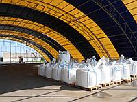 Каркасно-тентовые конструкции, зернохранилища